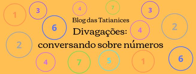Divagações_ conversando sobre números