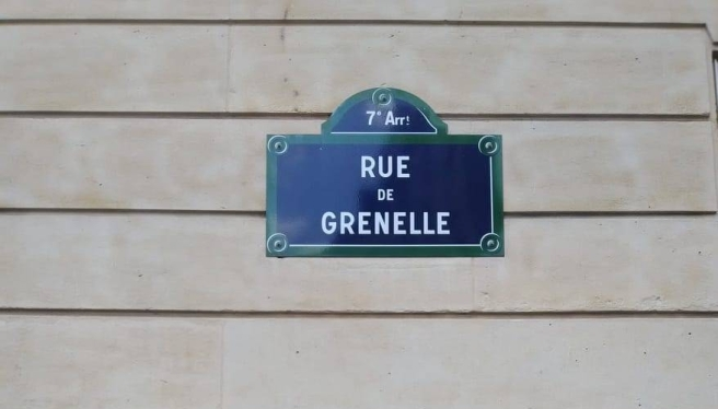 rua grenelle