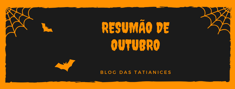 RESUMÃO DE OUTUBRO