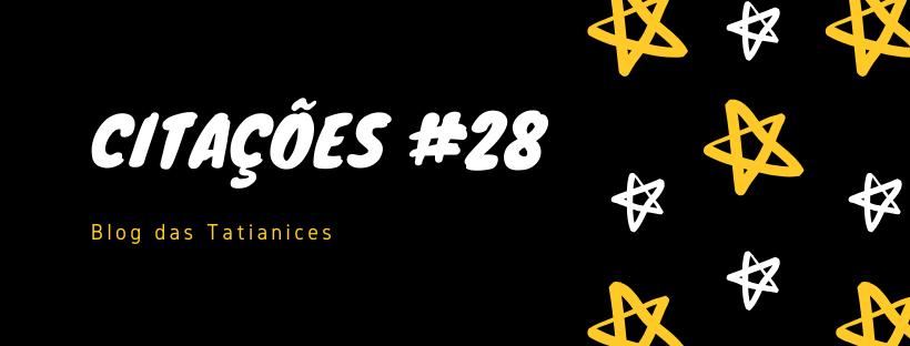 Citações #28