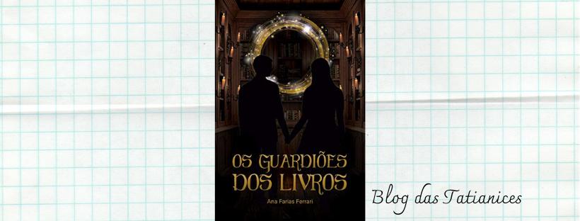 guardiões dos livros blog
