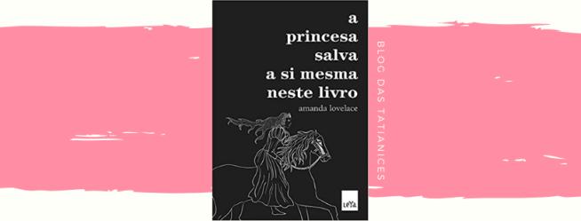 a princesa salva